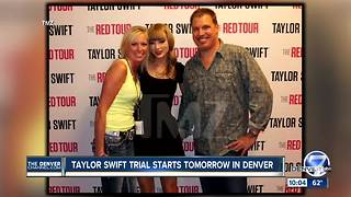 Taylor Swift Pre-Trial - Video