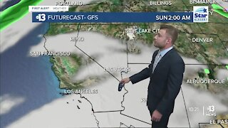 13 First Alert Las Vegas evening forecast | November 21, 2020