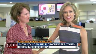 How you can help Cincinnati's youth - Video