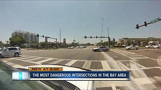 ABC Action News exposes the most dangerous intersections in Tampa Bay - Video