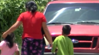 Homeless children driving absenteeism in school district - Video