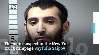 Alleged New York terrorist spent a year planning attack - Video