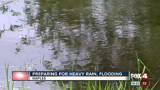 Tropical system could cause flooding locally