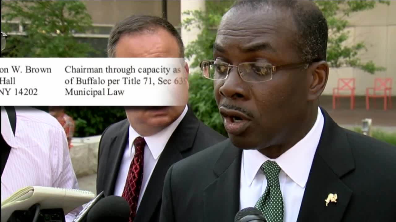 Federal investigation not the first with ties to Mayor Brown