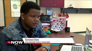 MKE teacher uses music to promote education - Video