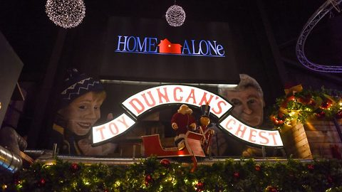 Merry christmas ya filthy animals! Home alone bar flings open doors to party-loving film buffs