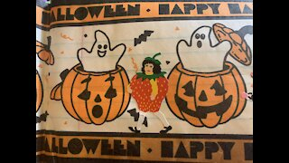 My Not So Scary Halloween Glue Book Junk Journal