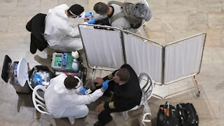 Israel To Include Palestinian Workers In Vaccine Rollout