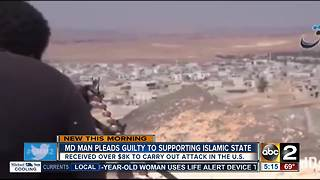 Maryland man pleads guilty to supporting ISIS - Video