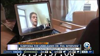 State attorneys seek unreleased Austin Harrouff interview with Dr. Phil - Video