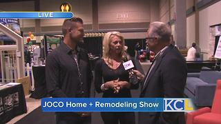 JOCO Home & Remodeling Show this weekend - Video