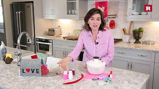 Salad Spinner valentine with Elissa the Mom | Rare Life - Video