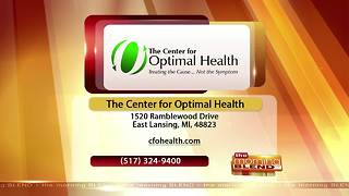 The Center For Optimal Health-11/10/17 - Video