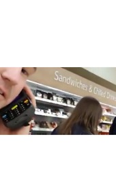 Tesco Worker See Funny Side of Phone Prank