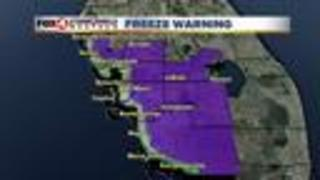 Wind Chill Advisory In Place 1-4 - Video