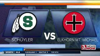 SCHUYLER VS. ELKHORN MT MICHAEL - Video