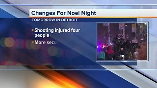 Changes expected for Noel Night in Detroit's Midtown