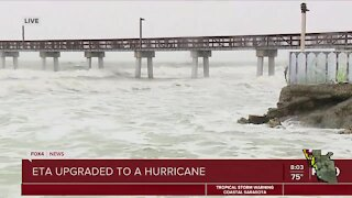 The latest on Hurricane Eta from Fort Myers Beach