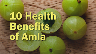 10 Health  Benefits of Amla - Video