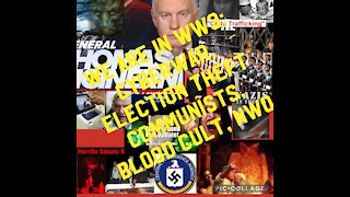 WE ARE IN WW3! GEN MCINERNEY on communist takeover, cyberwar, Election Theft and more!!!