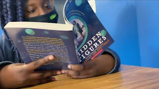 IF YOU GIVE A CHILD A BOOK CAMPAIGN DELIVERS BOOKS TO UNTED CHARTER SCHOOL - PART 1
