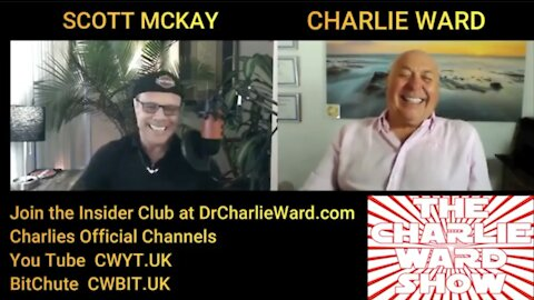 12.1.20 Scott McKay & Charlie Ward Talk About The Outcome Of The US Election & A Bright Future