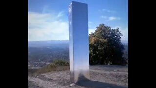 The mysterious monolith