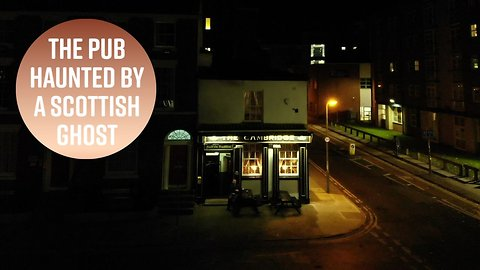 Drunk Tales: The Pub Ghost of The Cambridge