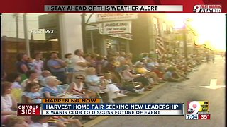 Harvest Home Fair needs the young to keep it alive - Video