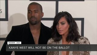 Wisconsin Election Commission votes 5-1 to keep Kanye West off Wisconsin ballots