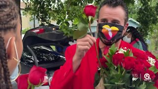Man on a mission to spread love through South Palm Beach County
