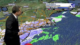 Spring Showers & Storms Thursday - Video