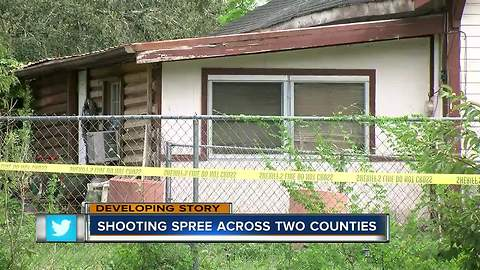 Spring Hill shooting suspect targets niece and kills brother-in-law before deadly attempted robbery