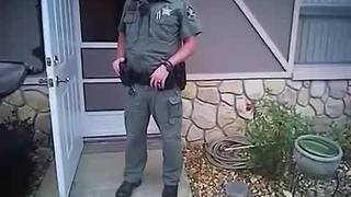 RAW VIDEO: Body camera footage released in Pasco possible terrorism investigation - Video