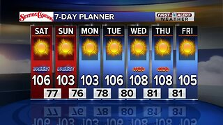 13 First Alert Action News Weather August 17 Morning