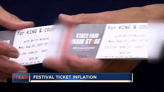 Avoid paying too much for event tickets - Video