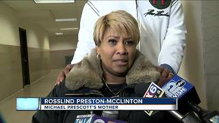 Michael Prescott's mother speaks after Chaney sentencing - Video