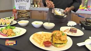National Shrimp Day With Bonefish Grill - Video