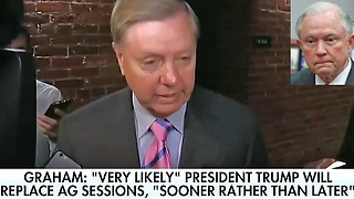 Lindsey Graham: Trump may fire AG Sessions after midterms