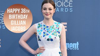 5 Things that'll surprise you about Gillian Jacobs - Video