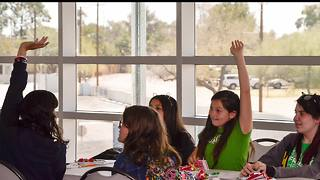 Local Girl Scouts learn about STEM careers from female leaders - Video