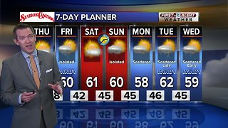 13 First Alert Las Vegas weather updated March 7 morning - Video