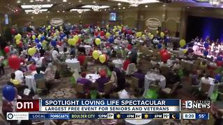 Spotlight senior services on stop shop for valley seniors and veterans - Video