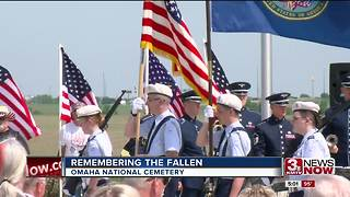 Memorial service honors vets, homelss vets remembered