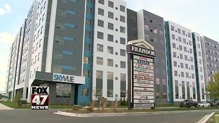 SkyVue Apartments host grand opening
