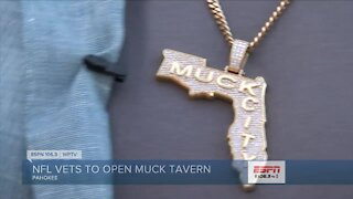 NFL vets to open Muck Tavern