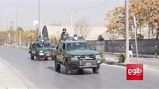 Security Forces Arrive at TV Station Under Attack in Kabul - Video