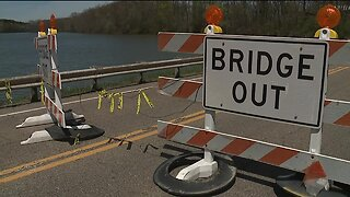 Popular bridge in Summit County closes, with no timeline yet on reopening