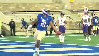 Tulsa Football rallies from 17-3 deficit to beat East Carolina