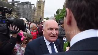 British MP Stephen Pound criticises silencing of Big Ben - Video